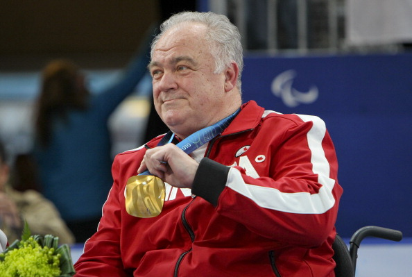 Canadian Jim Armtrong is another Winter Paralympian to have failed a drugs test ©Toronto Star/Getty Images