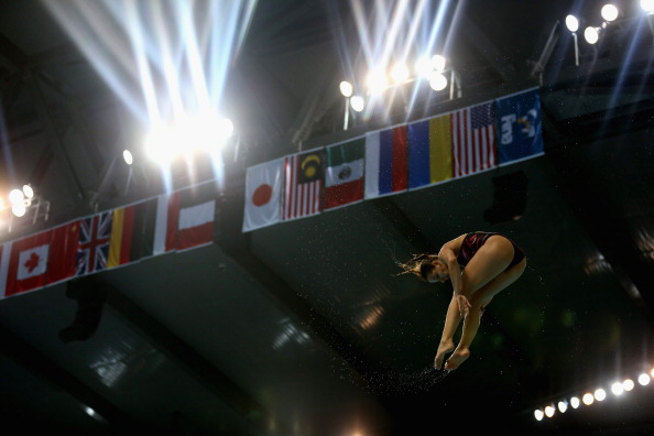 Chinese divers have dominated day two of the FINA Diving World Series in Dubai ©Getty Images