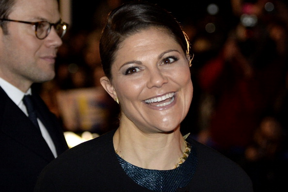 Crown Princess Victoria of Sweden is among two Honorary Baord members to pull out from attending the Games ©WireImage/Getty Images