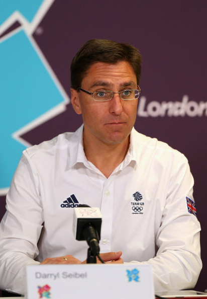 Darryl Seibel's successful four-year spell with the British Olympic Association included London 2012 ©Getty Images