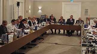 FIBA Europe have backed Ukraine to host EuroBasket 2015 following a meeting in Munich ©FIBA Europe
