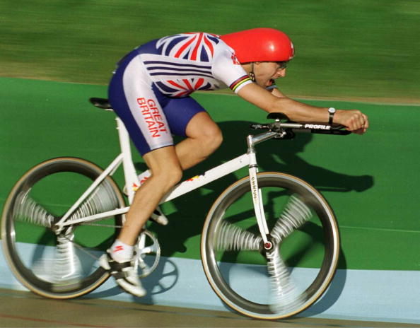 Former double world cycling champion Graham Obree has begun a petition against Uganda's presence ©Getty Images