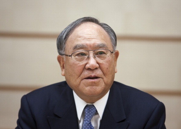 Canon chairman Fujio Mitarai has been appointed as Honorary President of Tokyo 2020 ©Getty Images