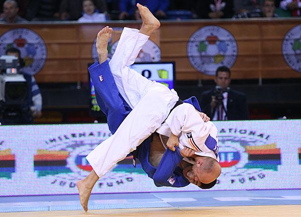 German judoka dominated day two of the Samsun Judo Grand Prix in Turkey ©IJF