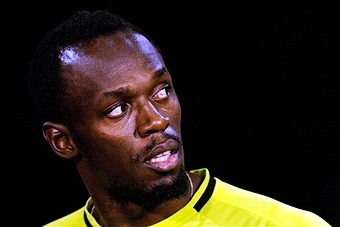 Glasgow 2014 organisers are prepared to wait and see if six-time Olympic champion Usain Bolt will compete at this year's Commonwealth Games ©Getty Images