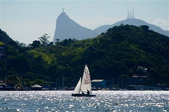 Guanabara Bay in Rio will stage the sailing competitions at the 2016 Paralympic Games ©Getty Images