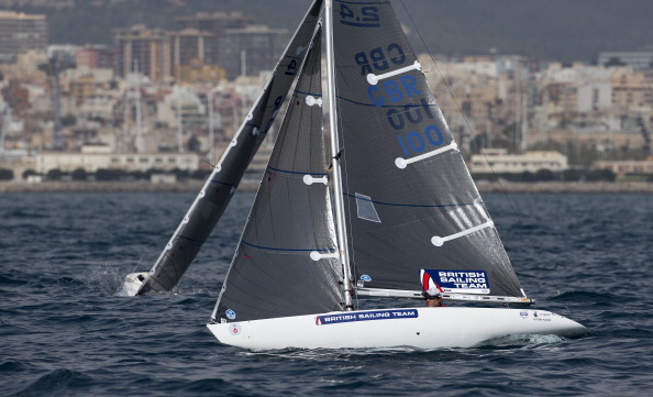 Helena Lucas has secured wins in the opening two races of the ISAF World Cup in Mallorca ©Getty Images