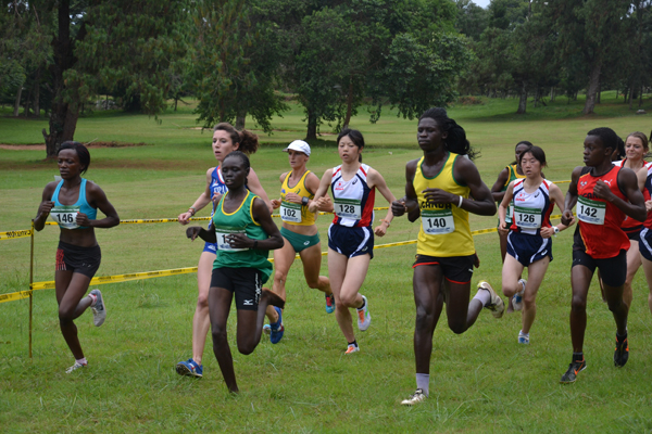 Hosts Uganda topped both the men's and women's podiums at the 2014 World University Cross Country Championship ©FISU