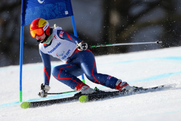 Kelly Gallagher's success at Sochi 2014 could inspire a new generation of Winter Paralympics, it is hoped ©Getty Images