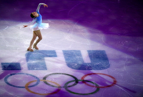 Kim Yu-na is set to receive South Korea's Chungryong Medal ©AFP/Getty Images