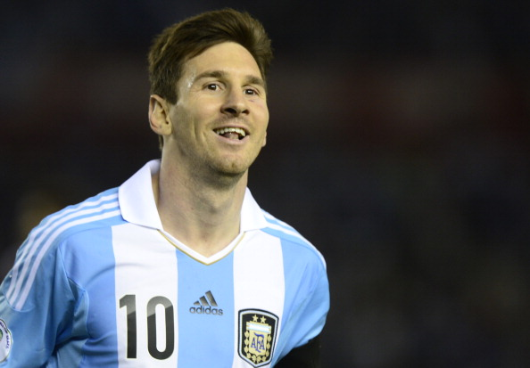 Lionel Messi wil be the face of Buenos Aires 2018 ©AFP/Getty Images