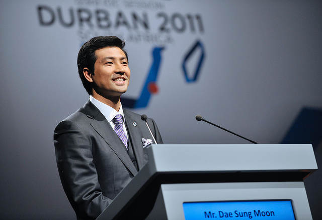 Moon Dae-sung faces an IOC investigation after being found guilty of plagiarism in South Korea ©IOC