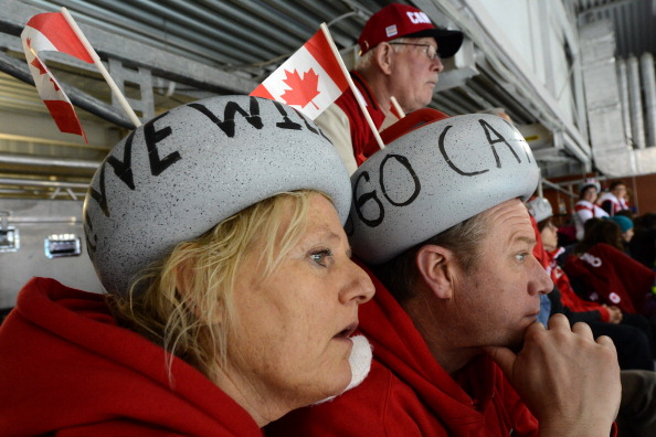 Nervous times for Canadian supporters as Norway fight back ©AFP/Getty Images