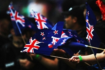 New Zealanders are reported to be snapping up tickets for for this year's Commonwealth Games in Glasgow ©Getty Images