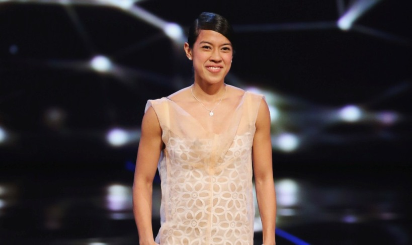 Nicol David received a special WSA Platinum Service award in her home nation ©Getty Images for Laureus