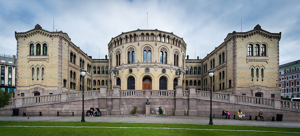 A special sitting of the Norwegian Parliament has drawn up a list of demands that need to be met for the Government to support Oslo's bid to host the 2022 Winter Olympics and Paralympics ©Wikipedia