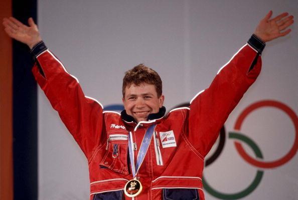 Ole Einar Bjørndalen won his first Olympic gold medal at Nagano 1998 ©Bongarts/Getty Images