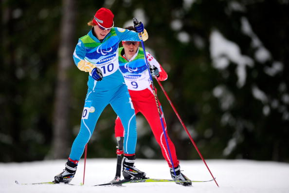 Ukraine are one of the strongest Winter Paralympic nations - with skier Oleksandra Kononova winning three gold medals at the Vancouver 2010 Games ©Getty Images