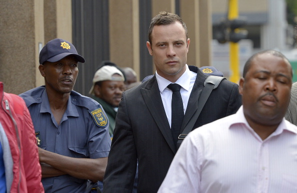 Oscar Pistorius' murder trial has been extended to May 16 ©AFP/Getty Images