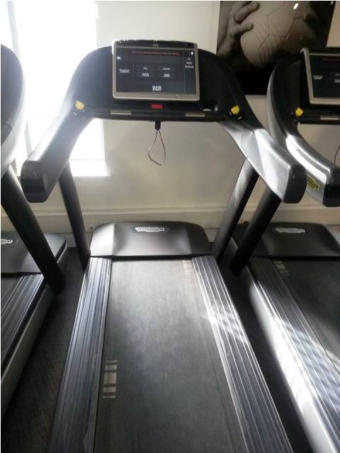 2df40b43390 Perhaps this the treadmill used by the great Usain Bolt as he warmed up for  his
