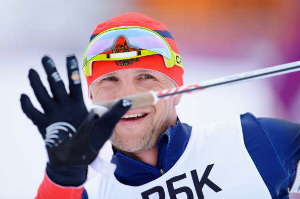 Roman Petushkov won his fifth gold medal of the Games in the 15km sitting biathlon ©Getty Images