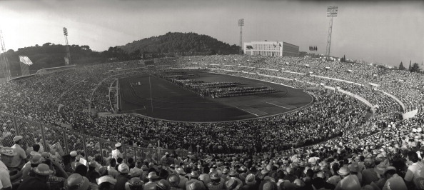 Rome last hosted the Games in 1960 ©Mondadori/Getty Images