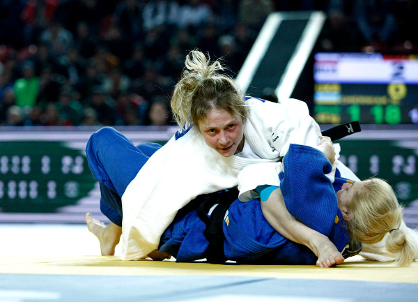 Russia and Azerbaijan have come away from day one of the Tbilisi Grand Prix with two gold medals apiece ©IJF