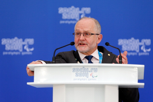 Sir Philip Craven has been criticised for claiming that only sport matters when choosing Paralympic host cities ©Getty Images