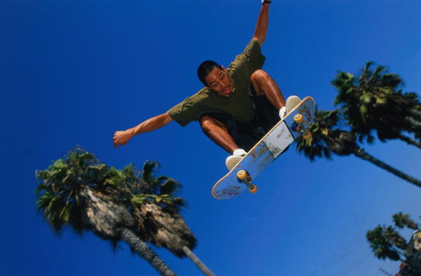 Skateboarding is one youth oriented sport that will be showcased at Nanjing 2014 ©Getty Images
