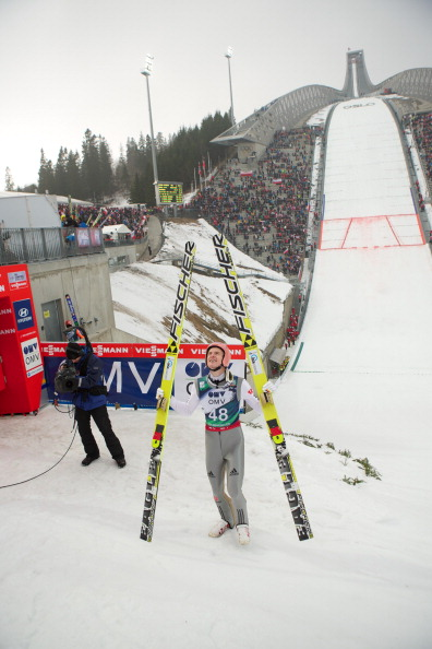 Ski jumpers competing at the World Cup event in Oslo this weekend ©Getty Images
