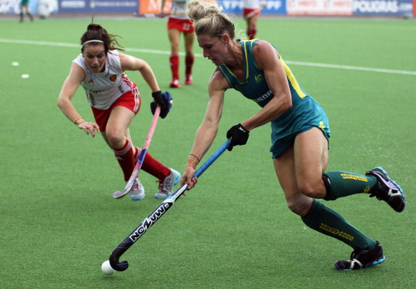 Spain and New Zealand will host the Women's Hockey World League Semi Finals and Finals in 2015 and 2017 ©AFP/Getty Images