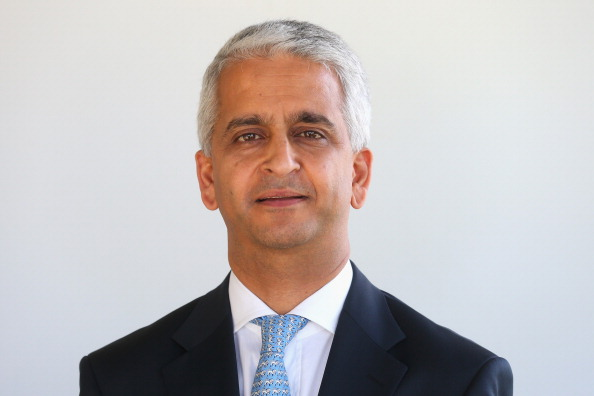 Sunil Gulati has been re-elected President of the US Soccer Federation ©FIFA/Getty Images