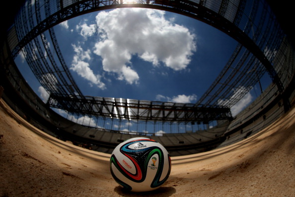 The Arena da Baixada in Curitiba has been given a reprieve by FIFA after it threatened to take away the four World Cup games it is due to host ©FIFA via Getty Images