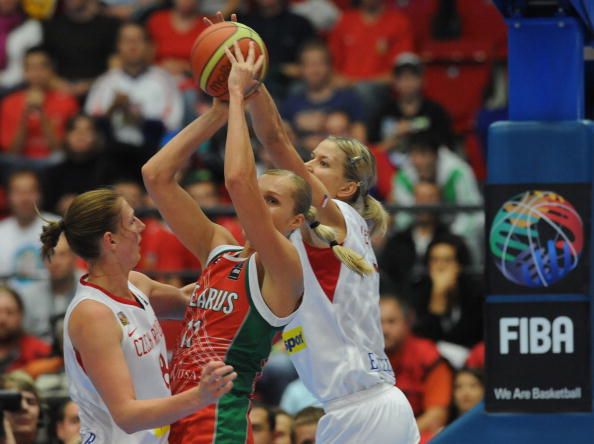 The draw for the FIBA Women's Basketball World Championships will be held on March 15 in Istanbul ©Getty Images