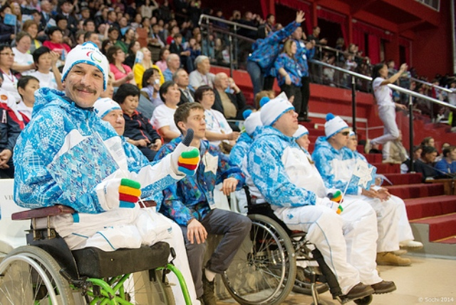 The IPC President hopes that the hosting of the Paralympic Games will help to change the attitude of Russian society towards disability ©Sochi 2014