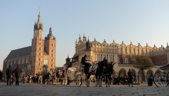 It has been stressed that the bid is a Krakow one with events held in Slovakia only for logistical reasons ©Getty Images