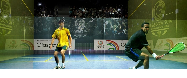 The Scotstoun Sports Campus will host the squash and table tennis competitions at Glasgow 2014 ©Glasgow 2014