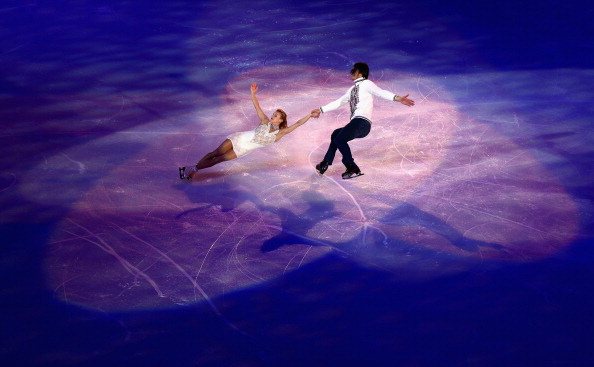 The Skating Palace was one of the most atmospheric venues during the Games - when it hosted figure skating ©Getty Images