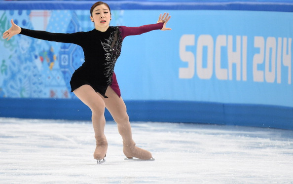 The controversial decision to award Kim Yu-Na silver, rather than gold, is set to rumble on as an official complaint is made by her Olympic Committee ©AFP/Getty Images