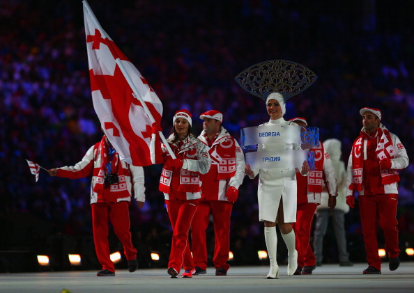 The event aims to help aspiring athletes follow in the path of Georgia's four Olympians who competed at Sochi 2014 ©Getty Images