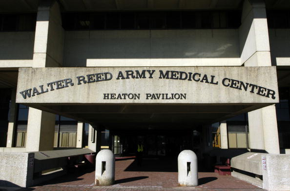 The five-month training programme will be held at the Walter Reed National Military Medical Centre in Washington DC ©Bloomberg Getty Images