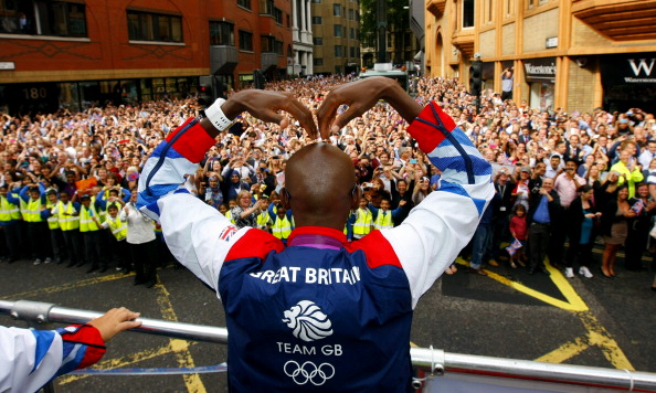 The thirst for medals seems to have seeped into the consciousness at UK Sport ©Getty Images