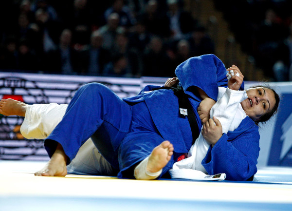 Turkey's Gulsah Kocaturk will enter her home Grand Prix in Samsun next week full of confidence after taking gold in the women's over 78kg final in Georgia ©IJF