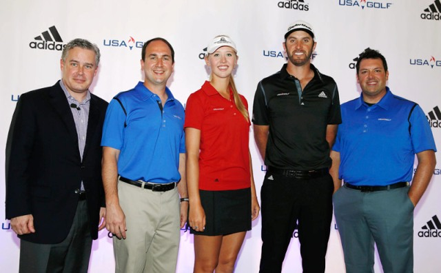 USA Golf and Adidas have announced a sponsorship deal for the Rio 2016 Olympic Games ©USA Golf