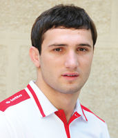 Varlam Liparteliani: World silver medallist and former european champion