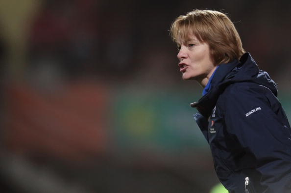 Vera Pauw is tasked with qualifying a South African team for the 2015 Women's World Cup ©Bongarts/Getty Images