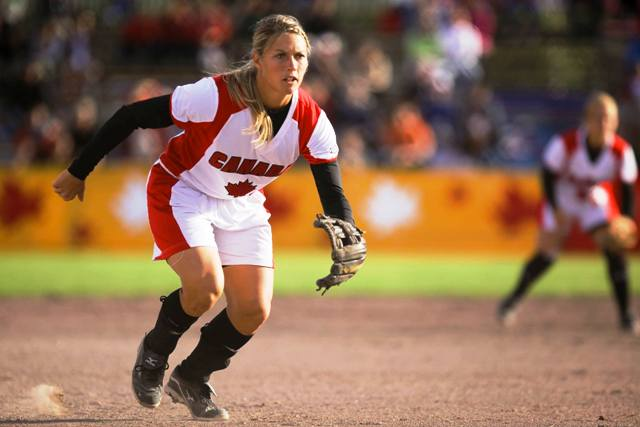 Will Canada complete their World Championship medal set by taking gold in Haarlem this year? ©WBSC