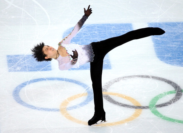 Yuzuru Hanyu will be going for gold on home ice at the 2014 ISU Figure Skating World Championships in Japan ©AFP/Getty Images