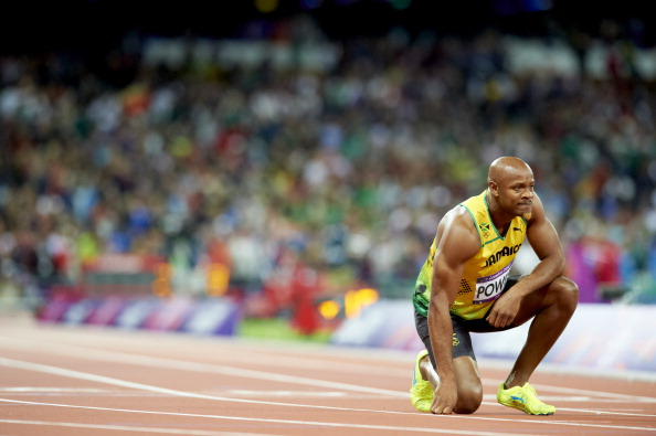 Former world 100 metres record holder Asafa Powell is among several top Jamaicans implicated in drugs scandals since London 2012 ©Sports Illustrated/Getty Images