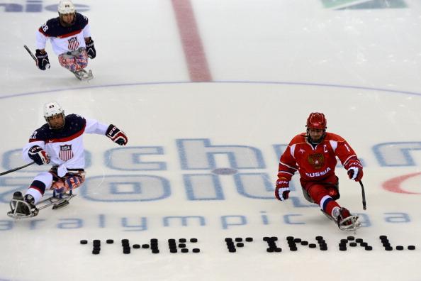 Sochi 2014 sledge hockey final